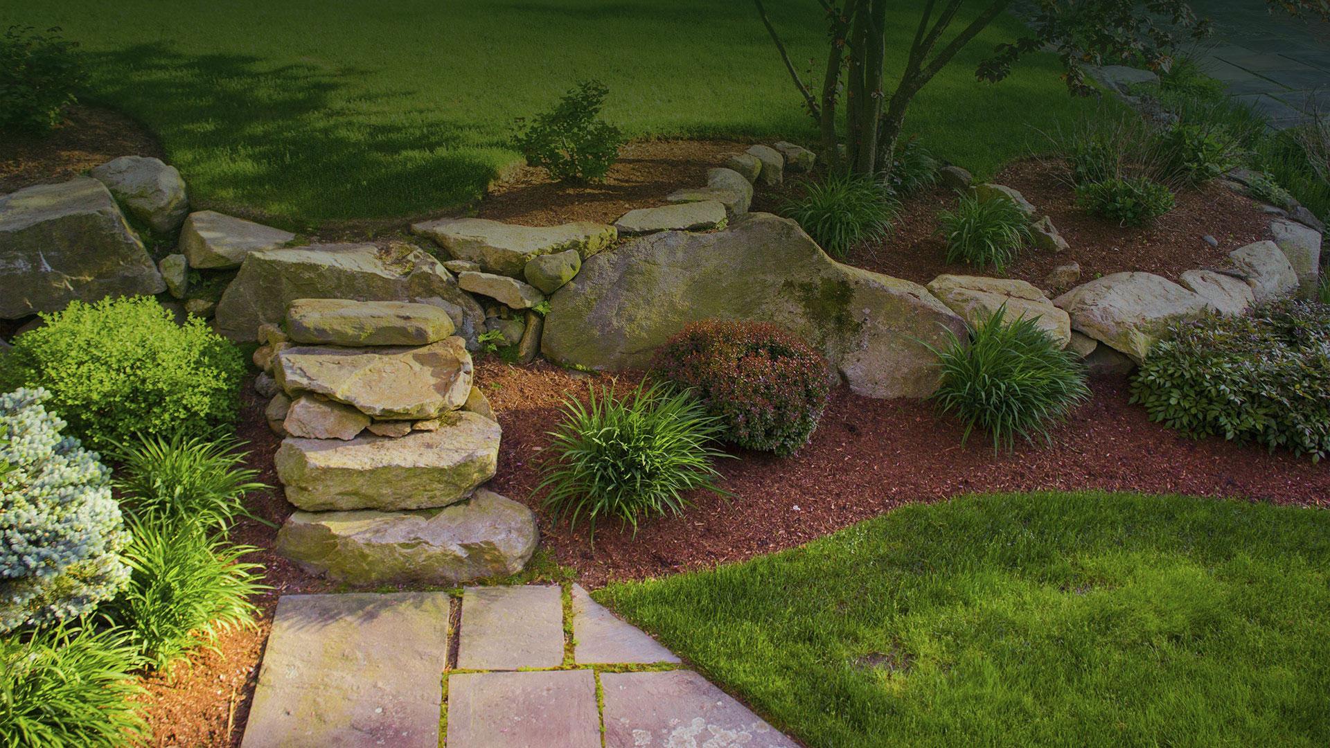 EW Lawn Care Service LLC Lawn Maintenance, Garden Design and Fertilization slide 2