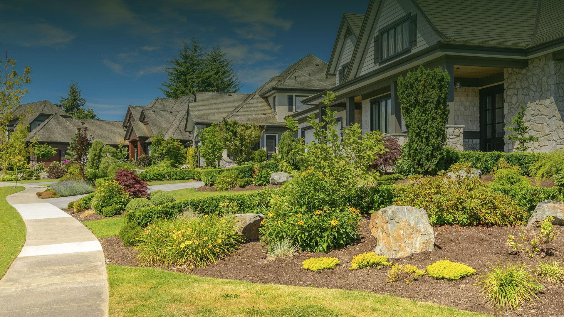 EW Lawn Care Service LLC Lawn Maintenance, Garden Design and Fertilization slide 3