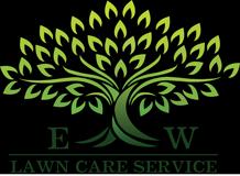 EW Lawn Care Service LLC Logo